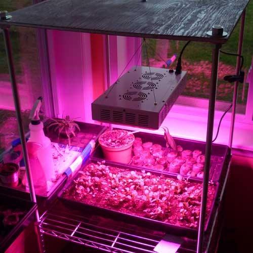 165w led grow light 3watt chip for hydroponic grow systems 1