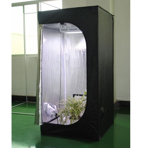 NZ-80x80x160-2  sc 1 st  LED Grow Lights & Buy Mylar Grow Tent in New Zealand