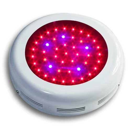 135W UFO LED Grow Light NASA RED And Blue For Growing Weed