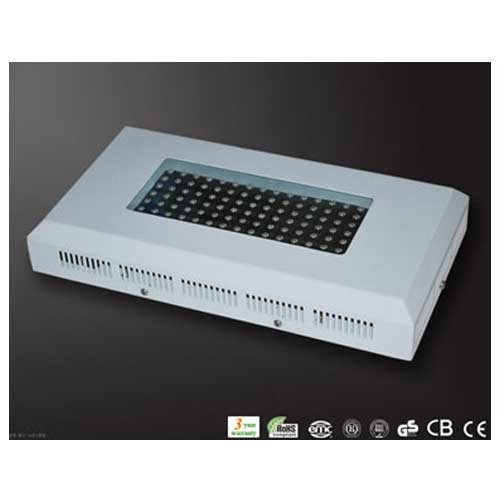rectangle 90w grow led lights for hydroponic systems growing 3
