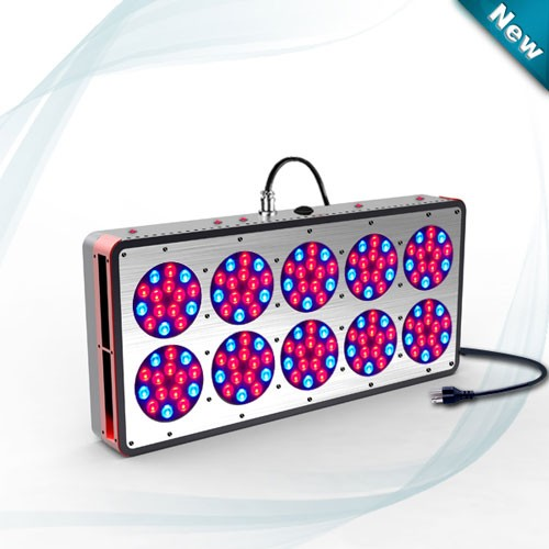 Industrial Led Grow Lights : W apollo led grow light for commercial hydroponics